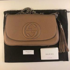 New Gucci Soho Chain Bag